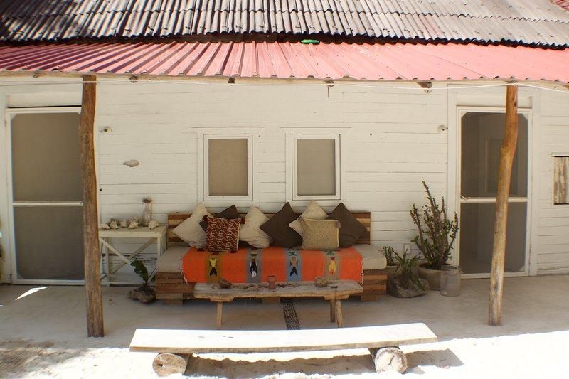 Rancho Pepo, vacation rental in Punta Allen