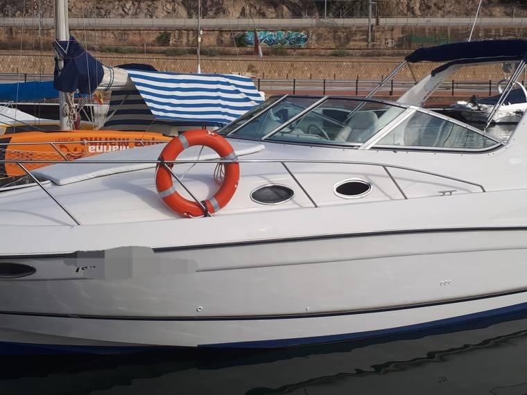 Acogedor barco en Port Forum, holiday rental in Sant Adria de Besos