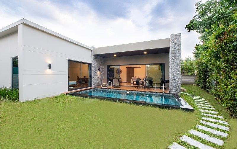 Acasia Pool Villas Resort Phuket (Unit 3), alquiler vacacional en Chalong