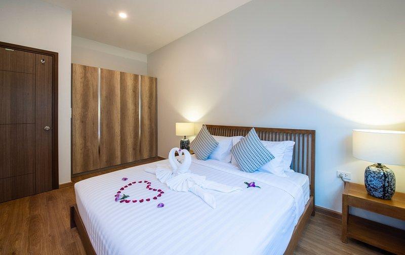 Acasia Pool Villas Resort Phuket (Unit 4), alquiler vacacional en Chalong