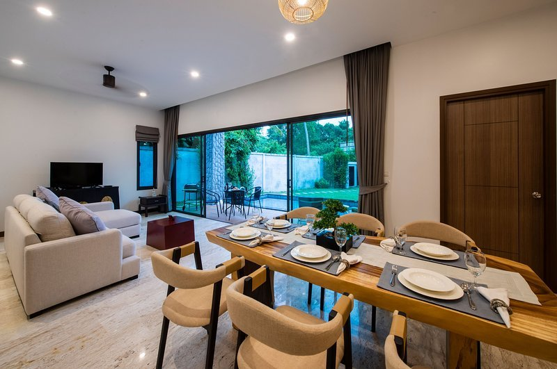 Acasia Pool Villas Resort Phuket (Unit 14), holiday rental in Chalong