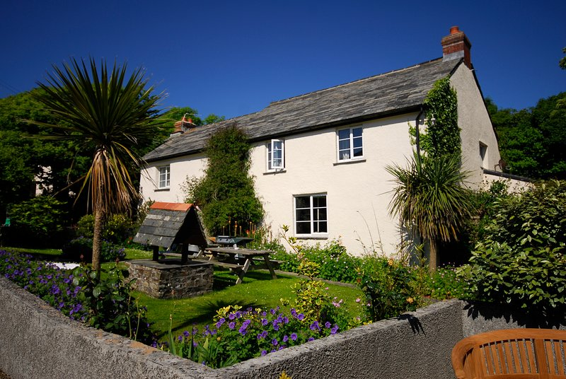 Hilton Farm Holiday Cottages, Marhamchurch, Bude EX23 0HE, vakantiewoning in Bude-Stratton