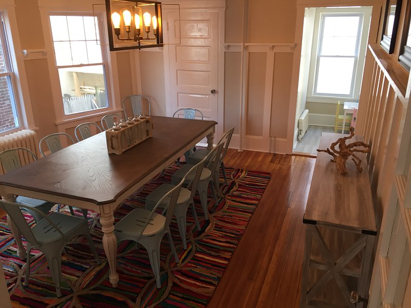 Huge Newly Renovated Vacation Home, Pets Welcome! – semesterbostad i Ventnor City