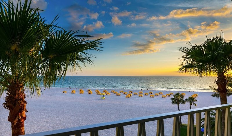 You'll love having a view of the beach from our gulf front suite!