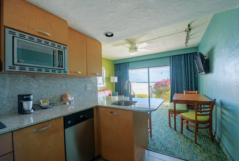 Prepare meals in the comfort of your very own suite!