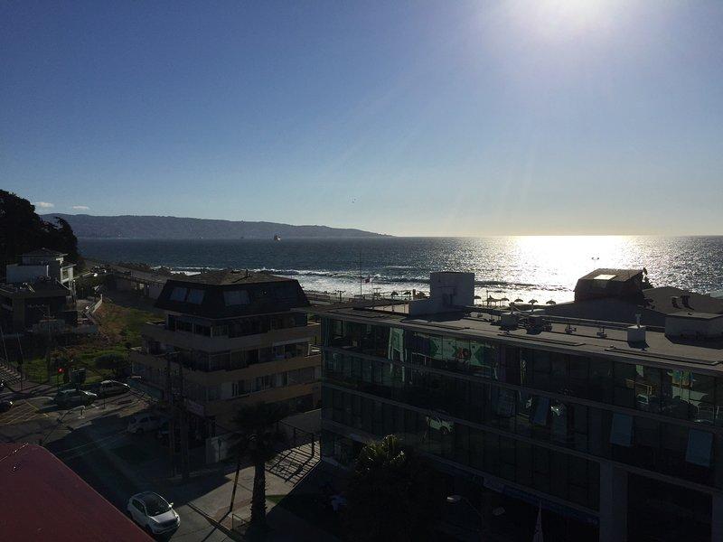 Departamento en Reñaca a pasos de la playa,para cuatro personas, location de vacances à Renaca