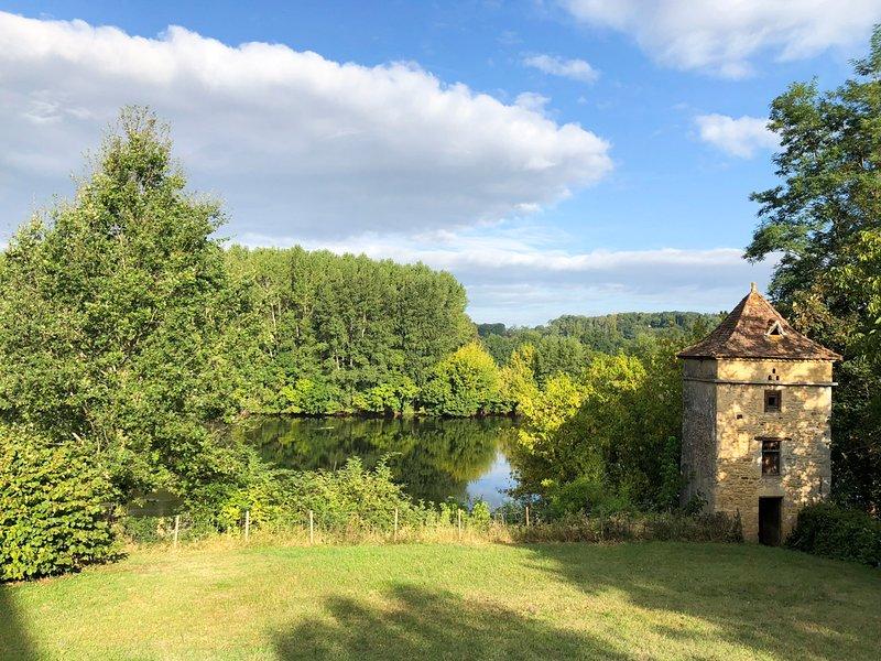 Combe-Moliere Villa Sleeps 8 with Pool - 5720628, location de vacances à Mauzac-et-Grand-Castang