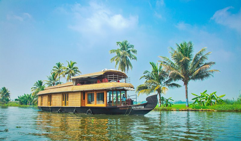 Angel Queen Houseboats, holiday rental in Alappuzha