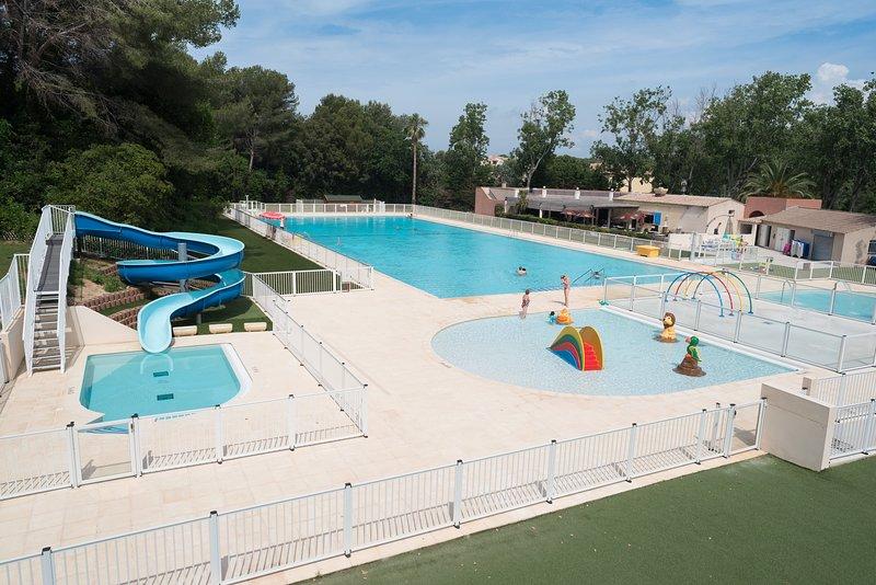 L'Ophélie - meublé de tourisme 4 étoiles **** (Domaine de la Coudoulière), holiday rental in Six-Fours-les-Plages