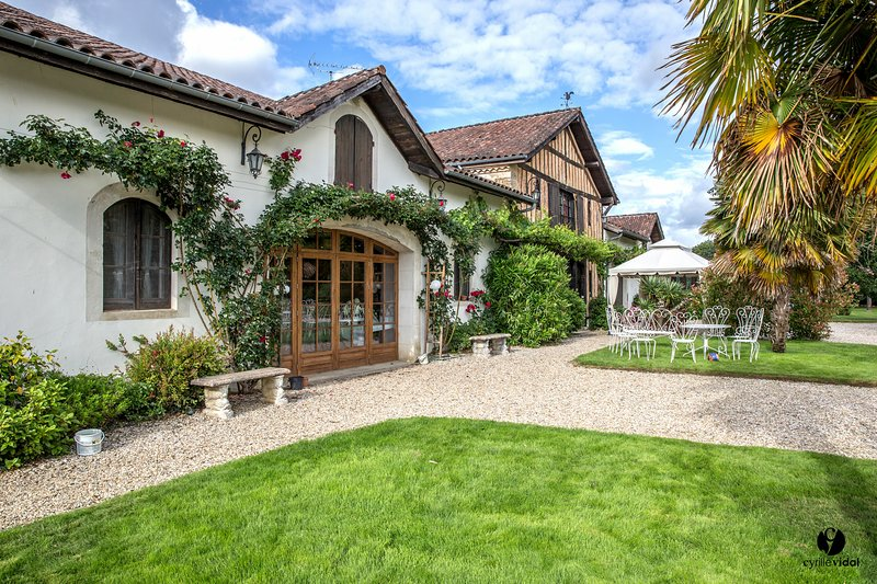 Gite Château Bétan, logement labélisé clévacances, 4 clés, holiday rental in Arjuzanx