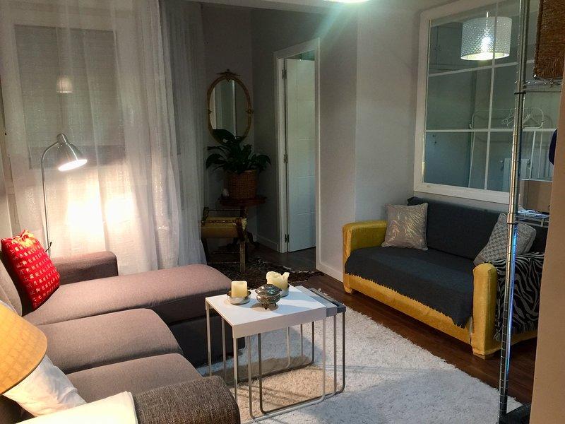 Coqueto Apartamento a estrenar en Centro de Madrid, holiday rental in Leganes