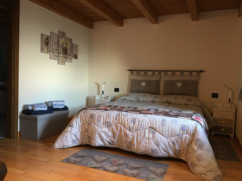 Bed and breakfast 'Lo Sougnet ', Ferienwohnung in Verres
