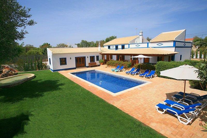 Villa Tranquila, holiday rental in Cerca Velha