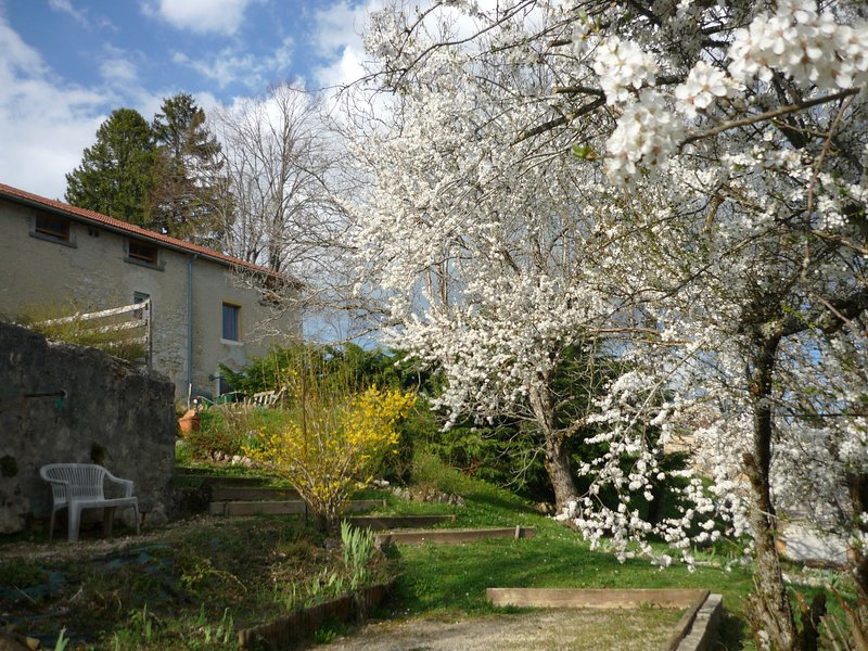 Gites Les Loges d'Arbez - Jura - Parc Regional - Septmoncel, aluguéis de temporada em Les Bouchoux