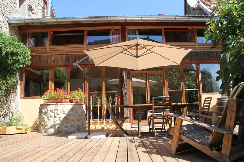 Val'reley chambres et table d'hôtes, holiday rental in Hotonnes