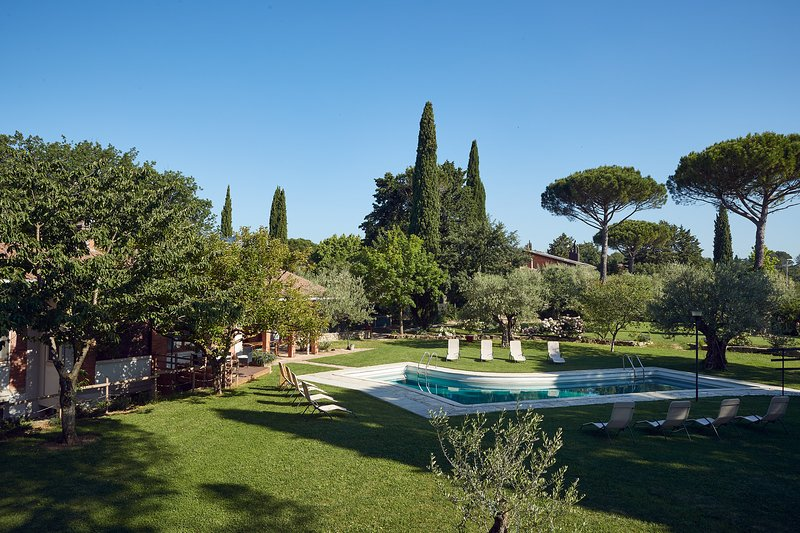 LE BALZE parco in città PERUGIA app. MELOGRANO, Ferienwohnung in Perugia