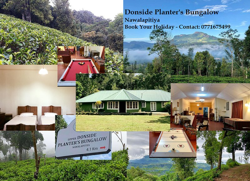 Upper Donside Planter's Bungalow, holiday rental in Gampola