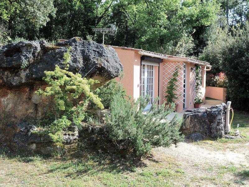 les Oiseaux -  Gite avec SPA, location de vacances à Montauroux