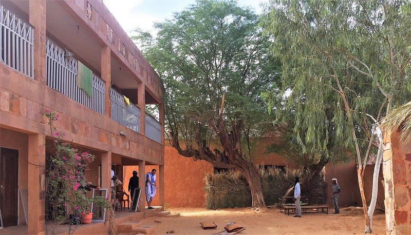 Caravanserai de Rachid: chambres, résidences automomes ou khaïmas bédouines, vacation rental in Mauritania