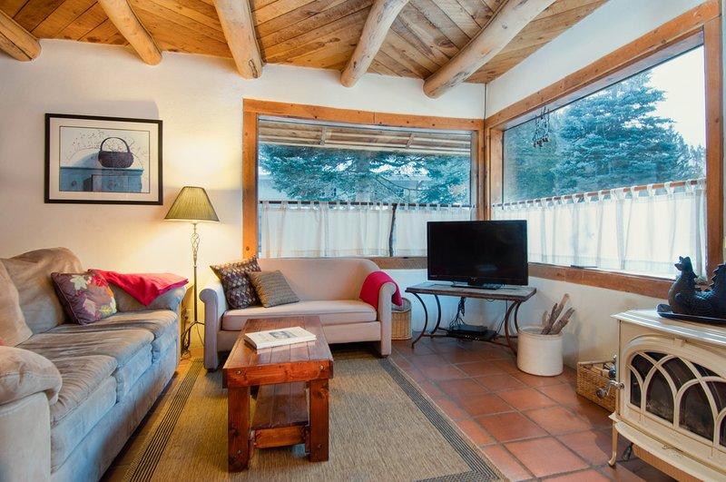 Denton Cabin, alquiler de vacaciones en Taos Ski Valley