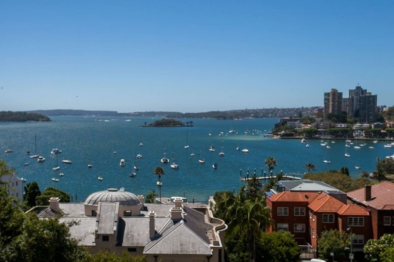 Award Winning Luxury (Belle Apt of the Year!), holiday rental in Double Bay