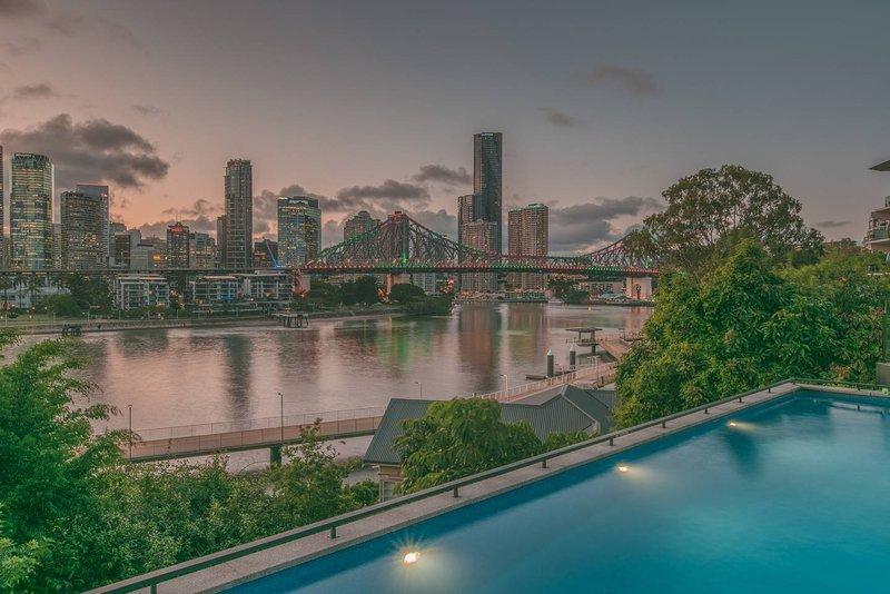 Riverfront in New Farm/Brisbane, location de vacances à Mount Gravatt