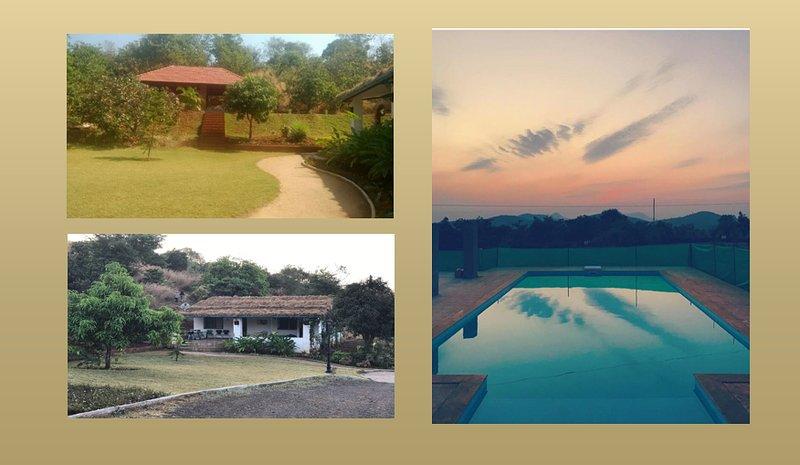 Short Country Break at Kings Village, casa vacanza a Dapoli