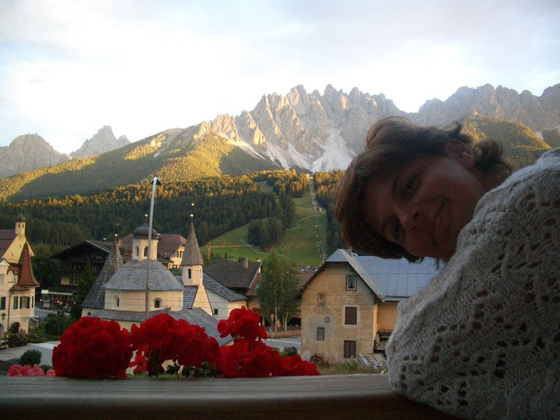 Great view on Dolomites, vacation rental in Valle di Casies
