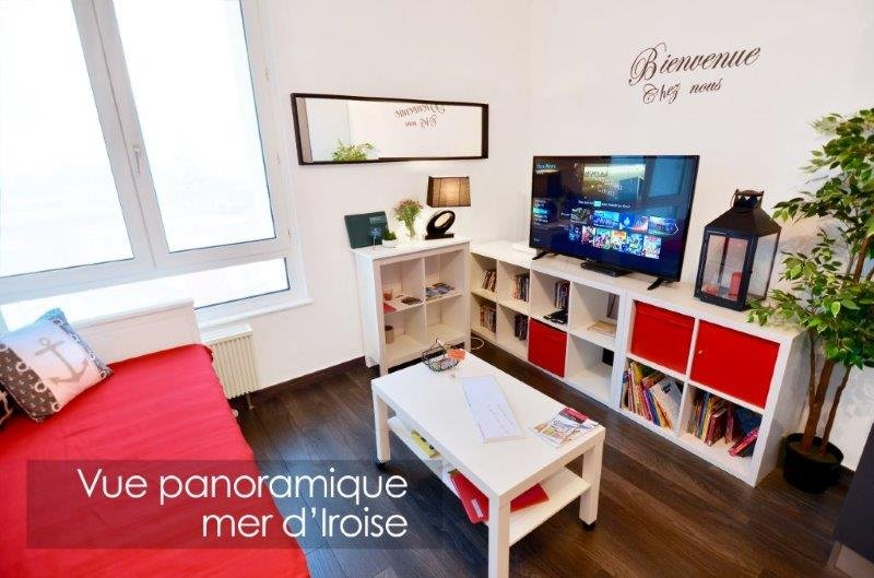 APPART BREST CITY POULLIC AL LOR, vacation rental in La Forest-Landerneau