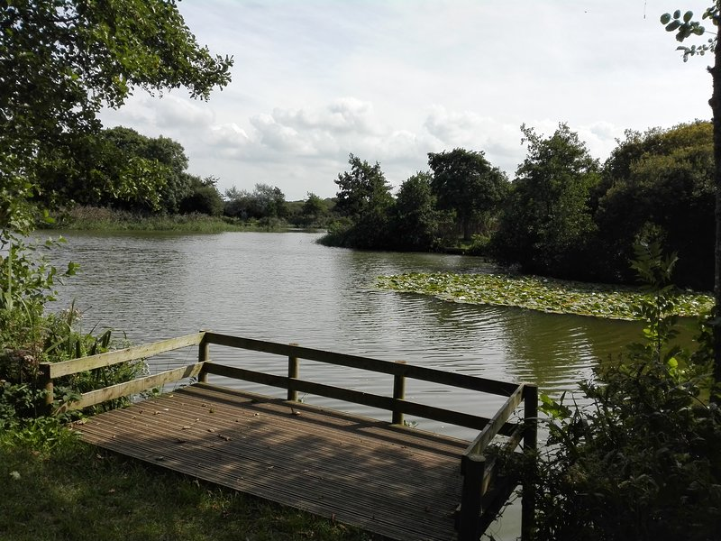 1 of 2 Fishing Lakes