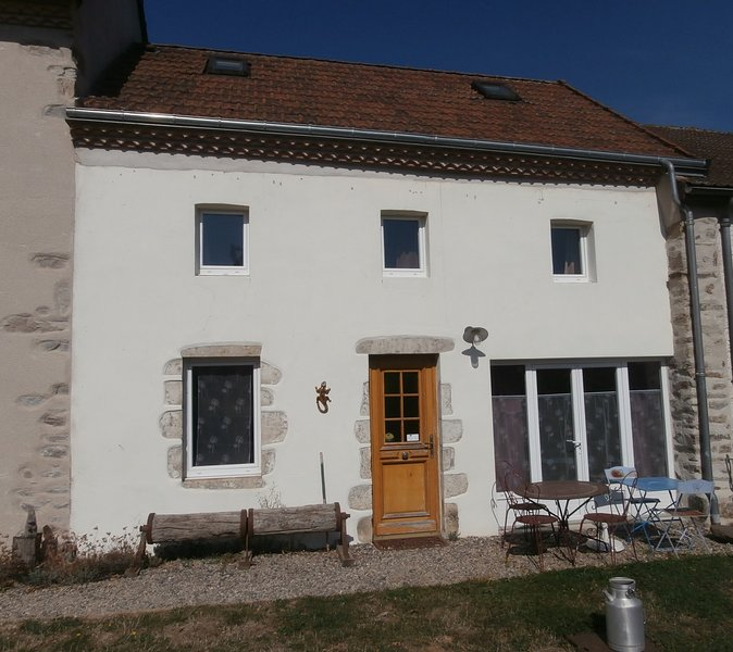 Gîte du bois des roches, holiday rental in Chateauneuf-les-Bains