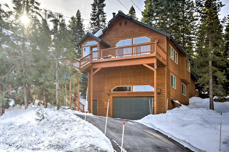 Make the most of your Lake Tahoe getaway when you stay here!