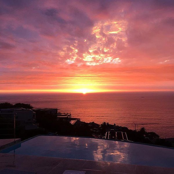 Luxury Boutique Hotel on the slopes of Lion's Head, location de vacances à Bantry Bay