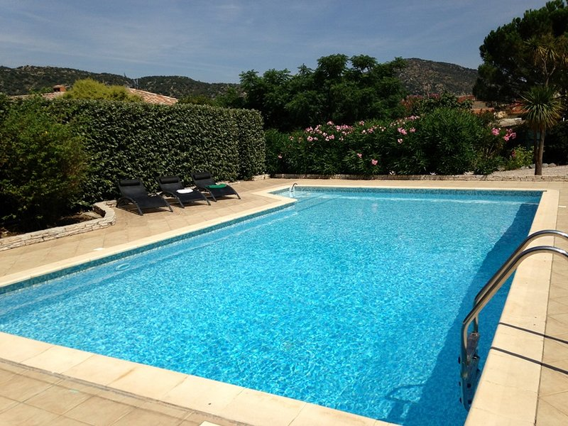 Secluded Swimming Pool (11m x 5m)