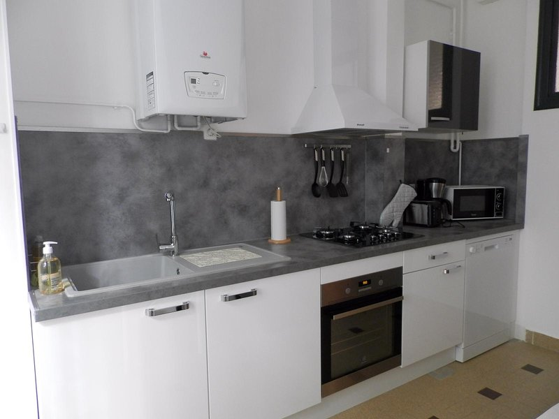 Très bel appartement proche des cures thermales, location de vacances à Bellerive-sur-Allier