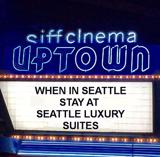 Within Easy Walk To The Seattle International Film Festival At SIFF