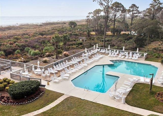 Ocean One 503 - Oceanfront 5th Floor Condo, vacation rental in Hilton Head