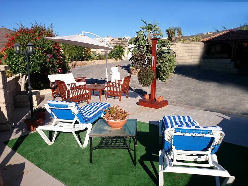 Canarian Cottage, vacation rental in Las Chafiras