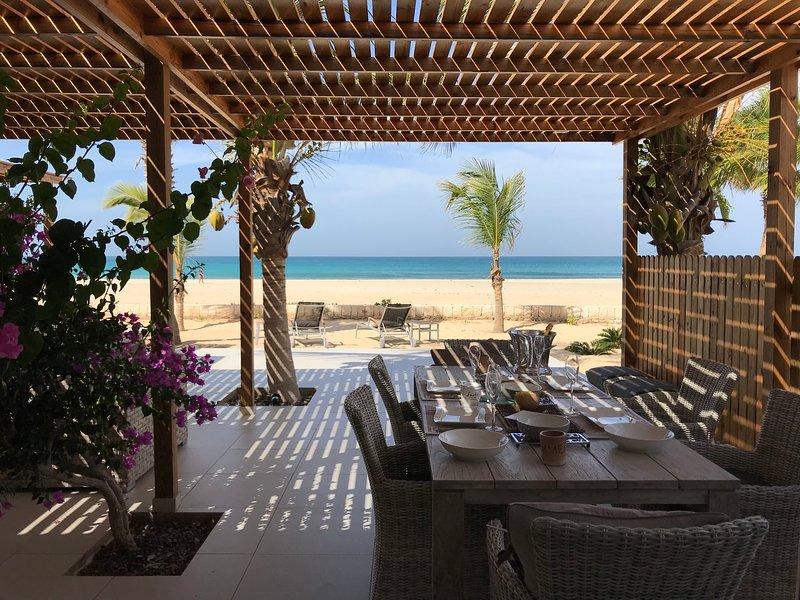 Beach House Mare, holiday rental in Boa Vista