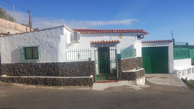 Finca los cactus, vacation rental in Fataga