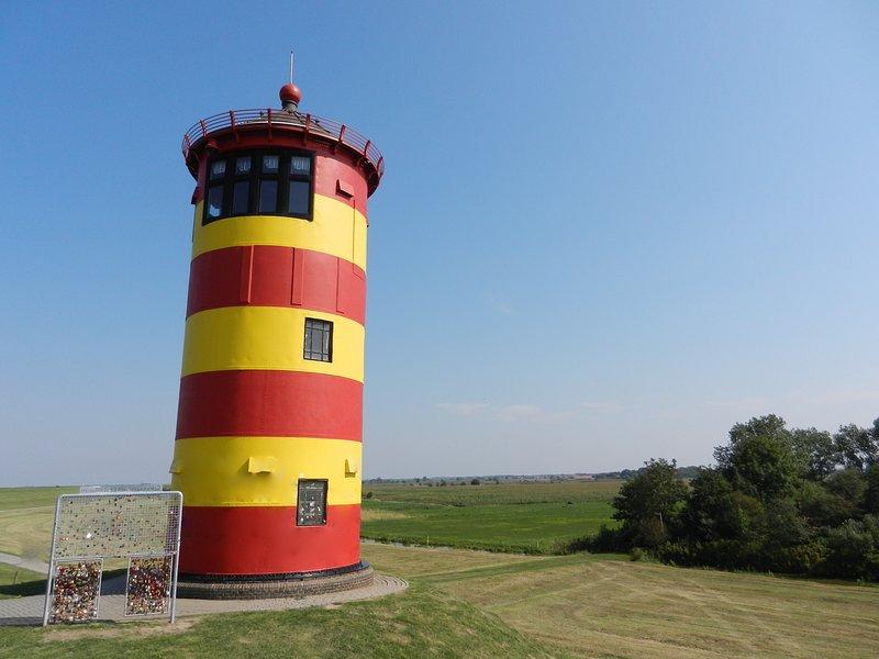 Fewo Krabbenkutter-Greetsiel, location de vacances à Krummhoern