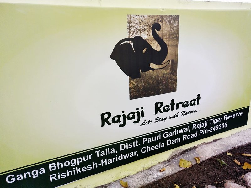 Rajaji Retreat, Rajaji National Park, location de vacances à Haridwar