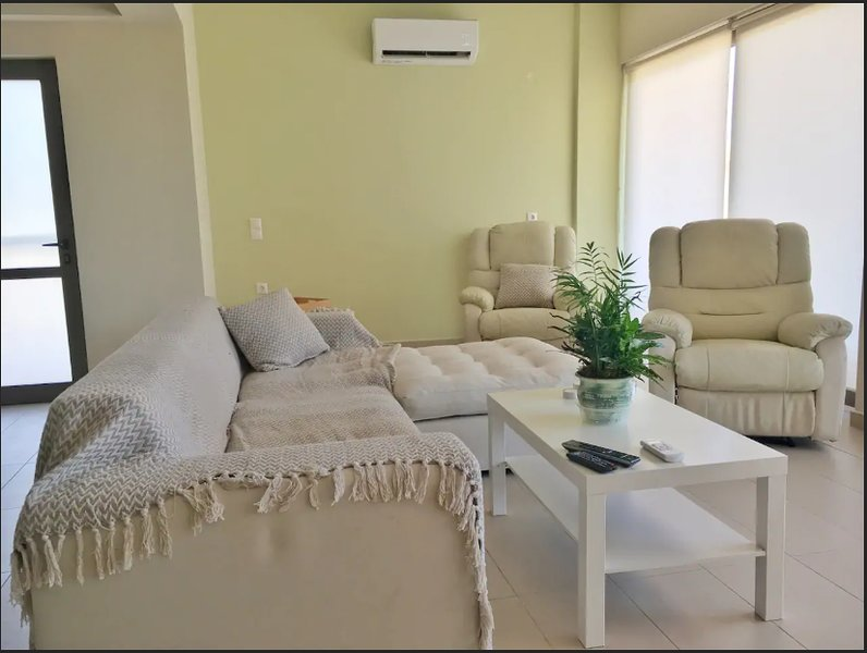 Stellar Beachhouse  Villa, casa vacanza a Pirgos Psilonerou