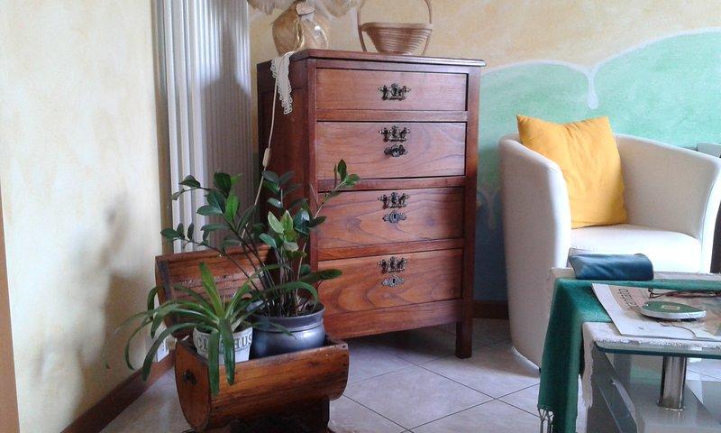 'SESTO SENSO' bilocale comodo e coccoloso, location de vacances à Lonigo