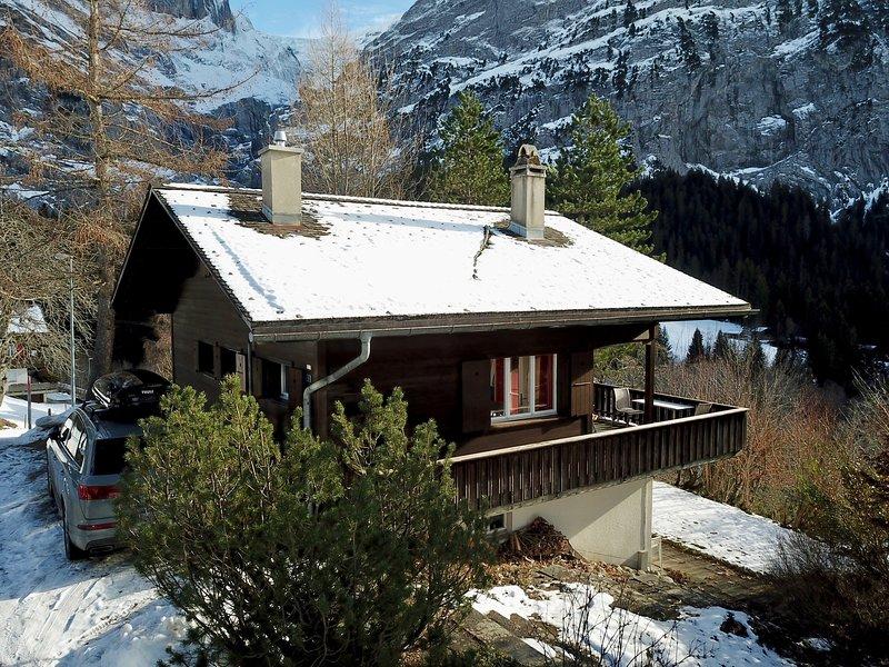 Urlaub wie im eigenen Heim, location de vacances à Grindelwald