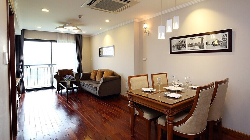 Lavender Apartment (West Lake) - Apt No. 502, holiday rental in Hanoi