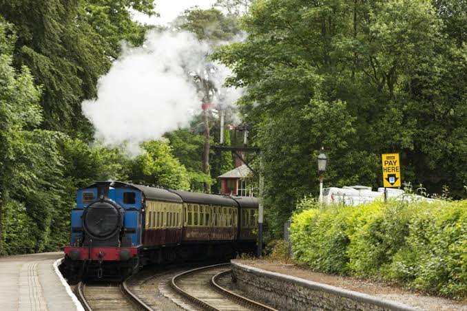 Railway in Lake District