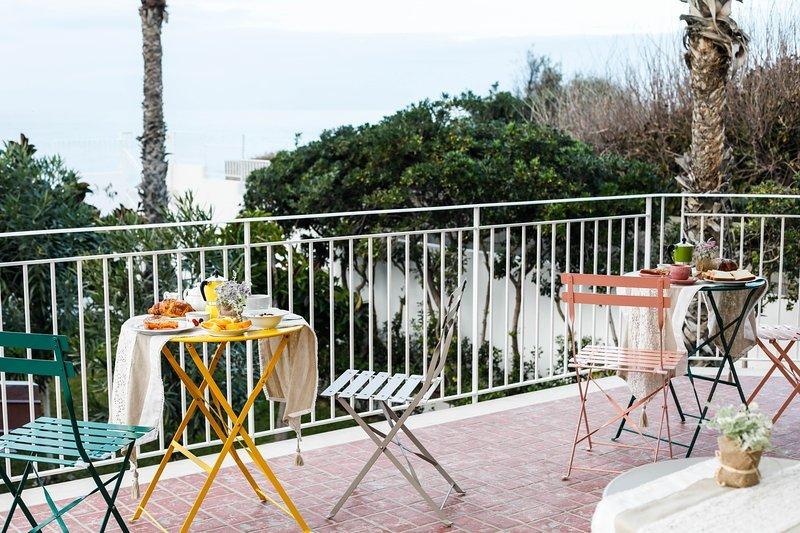 LA FORESTERIA DI MAESTINA (Bedroom 2), holiday rental in Castroreale