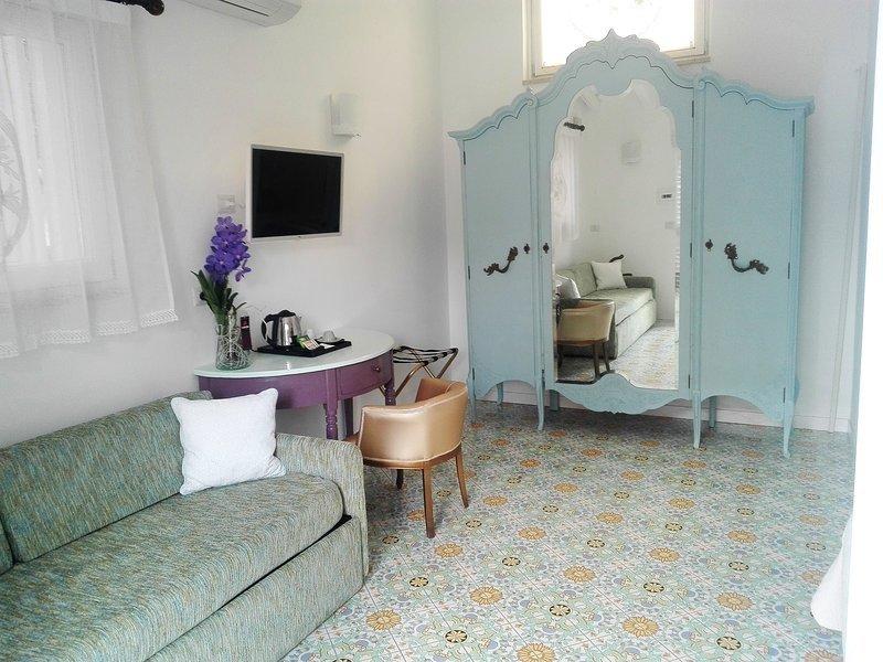Superior Room Garden View, holiday rental in Castroreale