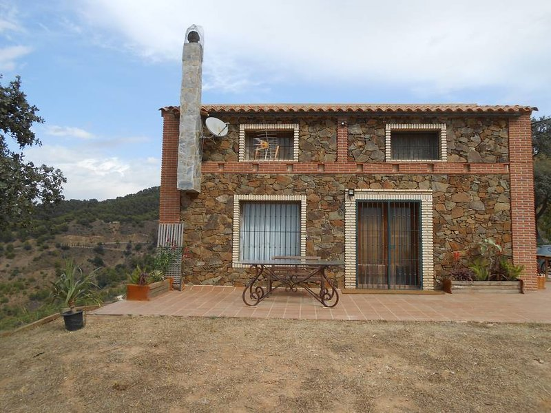 Amazing villa with swimming-pool, holiday rental in Pedregalejo